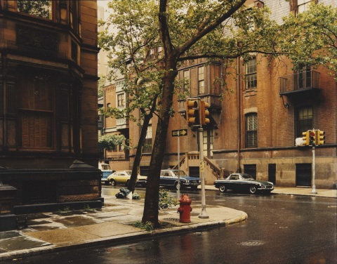 Twenty-First Street and Spruce Street