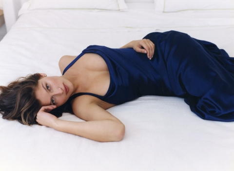 Laetitia Casta; photo by Pamela Hanson