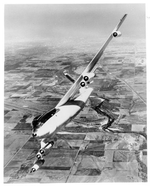 5935165271_aee361720f_o Lockheed Marietta B-47E Stratojet by Robert Sullivan